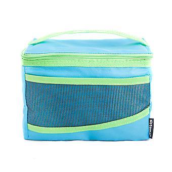 Sistema Maxi skládka izolovaná polední ochlazovací taška, modrá