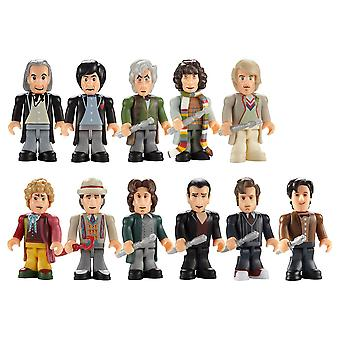 Doctor Who 11 Doctors Micro Figure Collector Pack