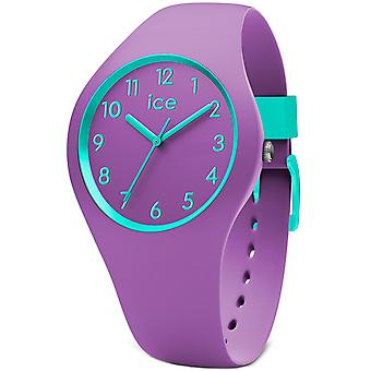 Ice Wave Kids Quartz Analog Child Watch with Silicone Bracelet IC014432