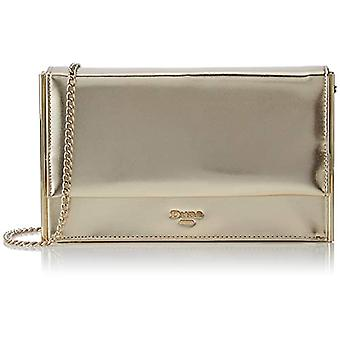 Dune Binkiie - Gold-Synthetic Day Pochette (Gold-Synthetic) 27.5x5.5x14 cm (W x H L)