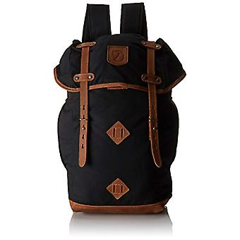 FJALLRAVEN 2018 Casual Backpack - 45 cm - 30 liters - Black (Negro)