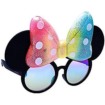 Costumes de fête - Sun-Staches - Minnie Ears Rainbow New sg3649