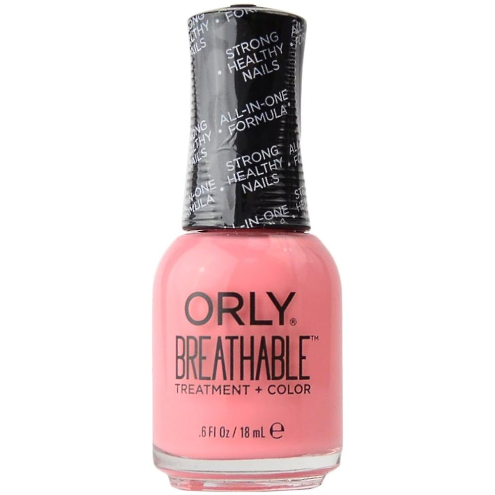 Orly Breathable Treatment + Color Happy & Healthy 18ml