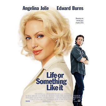 Vita o qualcosa di simile (doppio lato) originale Cinema Poster