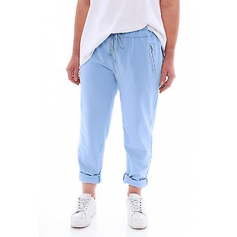 Made In Italy Zip Didcot Jersey Pants