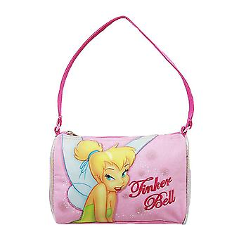 Handbag - Disney - Tinkerbell - Pink Hand Bag Purse Girls 28114
