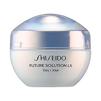Shiseido будущее решение всего LX защитный крем SPF20 1,7 унции/50 мл
