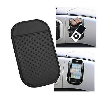Anti-Slip Carpet black mobile holder for car, boat, etc.