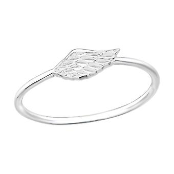Siipi - 925 Sterling Silver Plain Rings - W17196x