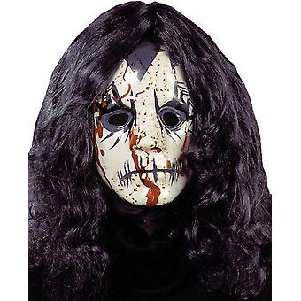 Bleeding Rocker Mask For Halloween