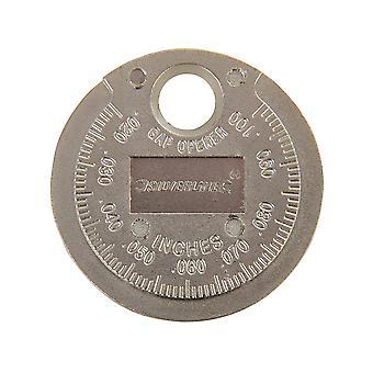 Spark Plug Gap Tool - 0.5 - 2.55mm / 0.02 - 0.1in
