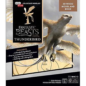 IncrediBuilds Fantastic Beasts and Where to Find Them