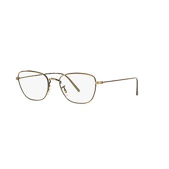Oliver Peoples Suliane OV1254 5284 Antique Gold Glasses