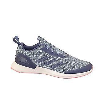 Adidas Rapidarun X Knit J D97078 zapatos universales para niños todo el año
