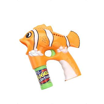 Clown Fish Bubble Gun.