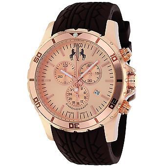 Jivago Men's Rose gold tone Dial Watch - JV0122