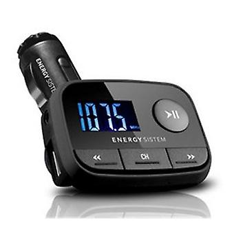 Lettore MP3 per auto Energy Sistem 384600 FM LCD SD / SD - HC (32 GB) USB nero