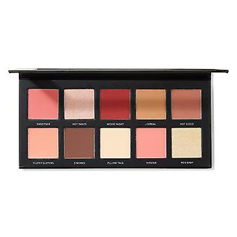 LaRoc Pro 10 Colour Eyeshadow Palette - Pyjama Party