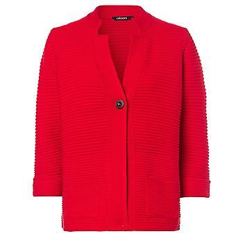 OLSEN Olsen Spicy Red Cardigan 11003121
