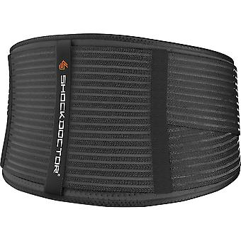 Shock Doctor Deluxe Back Support - Black
