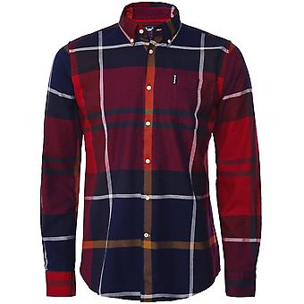 Barbour maßgeschneiderte Fit Dunoon Shirt