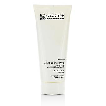 Hypo sensible purifying & matifying cream (for oily skin) (salon size) 172400 100ml/3.4oz