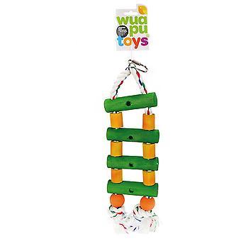 Wuapu Columns Wood SY2044 (Birds , Toys)
