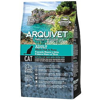 Arquivet White Fish and Tuna Cats (Cats , Cat Food , Dry Food)