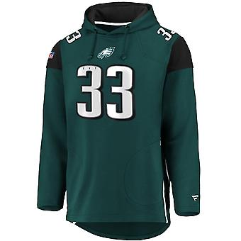Iconic Franchise Long Hoodie - NFL Philadelphia Eagles