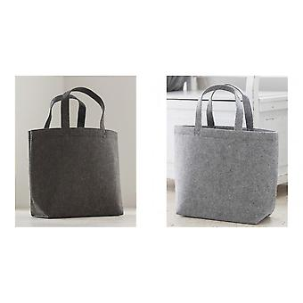 Bags By Jassz Large Felt Shopper