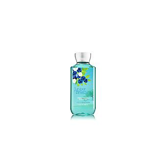 (2 Pack) Bath Body Works Bath Body Works Juniper Breeze 10 oz Shower Gel, 10 Ounce