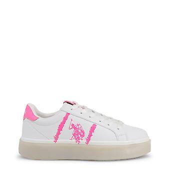 U.S. Polo Assn. Original Women Spring/Summer Sneakers - White Color 39490
