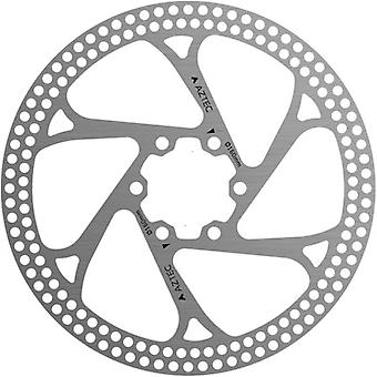 Aztec Disc Rotors - Stainless Steel Fixed Disc Rotor With Circular Cut Outs