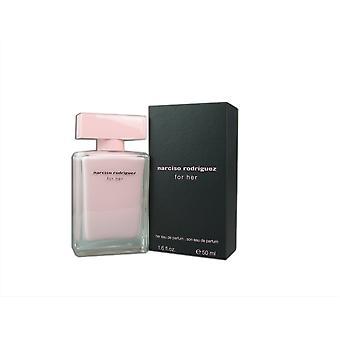 Narciso rodriguez for her 1.6 oz 50 ml eau de parfum spray