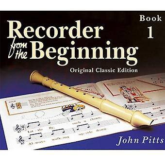 Recorder From The Beginning Bk 1 Classic