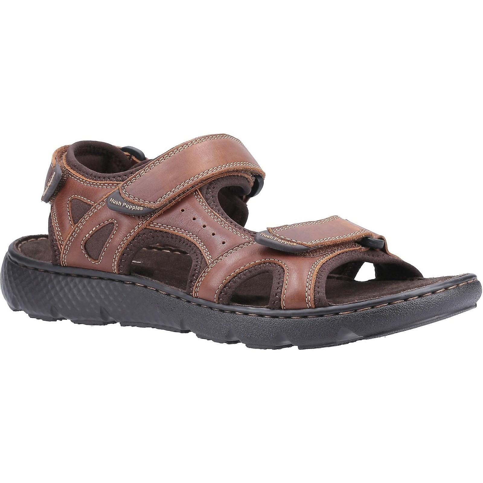 Sandale Hush Puppies Mens Carter Leather Strap