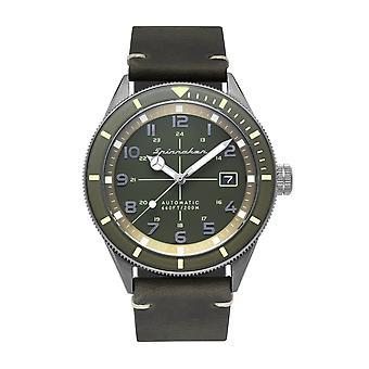 Spinnaker SP-5064-02 Gent's Cahill Green Dial Wristwatch