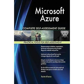 Microsoft Azure Complete SelfAssessment Guide by Blokdyk & Gerardus