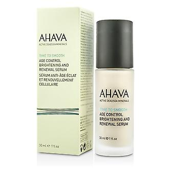 Time to smooth age control brightening and renewal serum 30ml/1oz