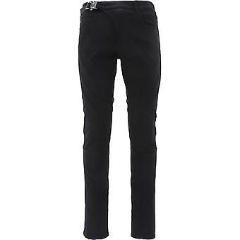 1017 Alyx 9sm Aampa0088fa01blk0001 Hommes-apos;s Jeans en coton noir