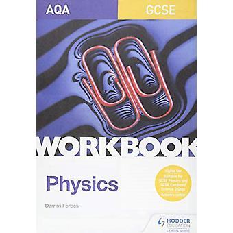 AQA GCSE Fysikk Arbeidsbok av Darren Forbes - 9781510419056 Bok