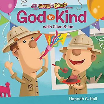 God Is Kind by Hannah C. Hall - 9781546012023 Book