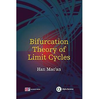 Bifurcation Theory of Limit Cycles by Maoan Han - 9781783322718 Book