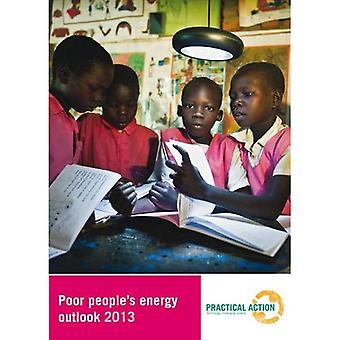 Poor People's Energy Outlook 2013: Energy for Community Services