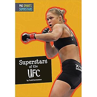 Superstars of the UFC by Todd Kortemeier - 9781681521046 Book