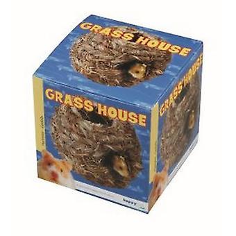 Happy Pet Grassy House