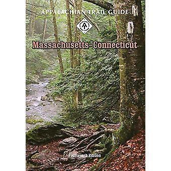 Appalachian Trail guide to Massachusetts-Connecticut by Sue Spring -
