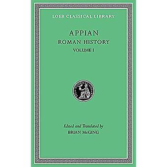 Roomalainen historia - Volume I by Appian - 9780674996472 Kirja