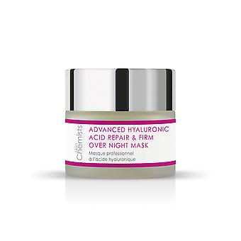 Advanced hyaluronic acid repair & firm over night mask 50ml