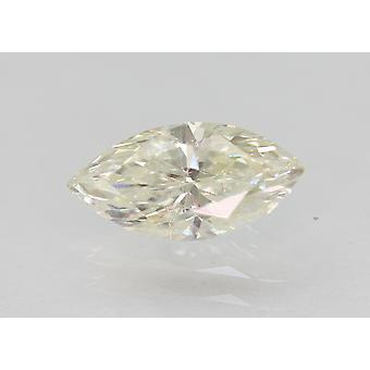 Sertifioitu 0,64 Karaatin J VS1 Markiisi Enhanced Natural Loose Diamond 8.7x4.3mm